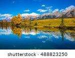 the concept of recreational... | Shutterstock . vector #488823250