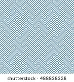 abstract geometric pattern with ... | Shutterstock . vector #488838328