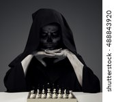 """Concept """"playing With Death""""...."""