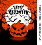 Halloween Pumpkin Jack Lantern...