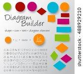 vector schema diagram builder...