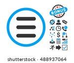 menu icon with bonus images....