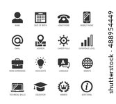 Resume Icons 47 Free Resume Icons Download Png Svg