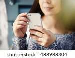 future of mobile photography is ... | Shutterstock . vector #488988304