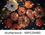 Halloween Pumpkins With...