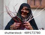 dubai november 31  ayala dane... | Shutterstock . vector #489172780