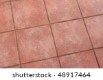 floor from tiles | Shutterstock . vector #48917464