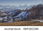 Rural Scenery With Traditional...
