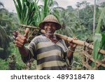 Shot Of Happy Senior Farmer...