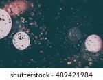 christmas background. elegant...   Shutterstock . vector #489421984
