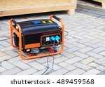 Gasoline Portable Generator O...