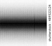 gradient seamless background... | Shutterstock .eps vector #489522124