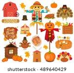 Thanksgiving Set Of Turkey Day...