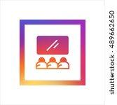 cinema logo vector  clip art....