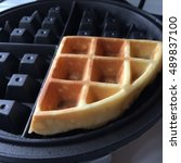 Belgian Waffle In Waffle Makers