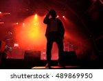 benicassim  spain   jul 18 ... | Shutterstock . vector #489869950