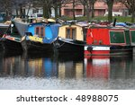 Birmingham Water Canal Network...