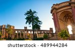 palace of fine arts san... | Shutterstock . vector #489944284