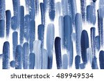 Hand Drawn Dry Brush Strokes O...