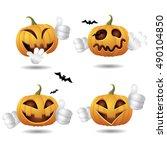 illustration representing a... | Shutterstock .eps vector #490104850