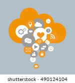 cloud computing with social...