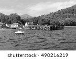 loch lomond   scotland | Shutterstock . vector #490216219
