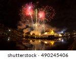 The Beautiful Firework In The...