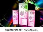 digital illustration of... | Shutterstock . vector #49028281