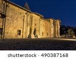 divrigi great mosque sivas ... | Shutterstock . vector #490387168