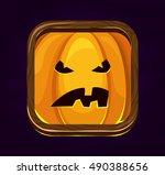 halloween game icon.evil...