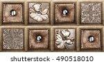 Wooden Tiles Design High...