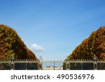 Luxembourg Palace And Gardens...