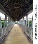 corridoor | Shutterstock . vector #490537513