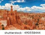 bryce canyon national park  utah | Shutterstock . vector #490558444