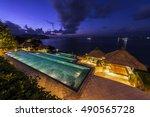 bali  indonesia   jul 24  2016  ...   Shutterstock . vector #490565728