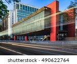 sao paulo   november 11  the... | Shutterstock . vector #490622764