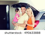 transport  leisure  road trip... | Shutterstock . vector #490633888
