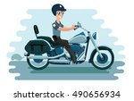 Vector Illustration Of Cartoon...