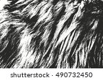 distressed overlay texture of... | Shutterstock .eps vector #490732450