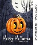 Happy Halloween Pumpking...