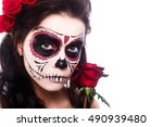 Day Of The Dead. Halloween....