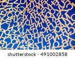 antibes  france   june 14  2016 ... | Shutterstock . vector #491002858