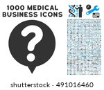 status balloon icon with 1000... | Shutterstock .eps vector #491016460