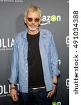 Small photo of Billy Bob Thornton at the Los Angeles premiere of Amazon's 'Goliath' held at the London Hotel in West Hollywood, USA on September 29, 2016.