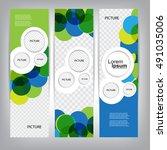 web sale banner   Shutterstock .eps vector #491035006