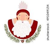 santa claus | Shutterstock . vector #491049154