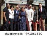 los angeles   sep 29   eddie... | Shutterstock . vector #491061580