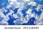 Blue Sky Clouds Big Size - Fine Art prints
