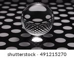 crystal ball | Shutterstock . vector #491215270