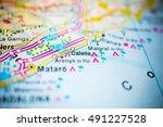 calella  spain. | Shutterstock . vector #491227528